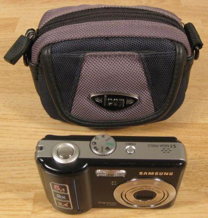 Samsung Digital Camera  Bag - $25 61st Riverside