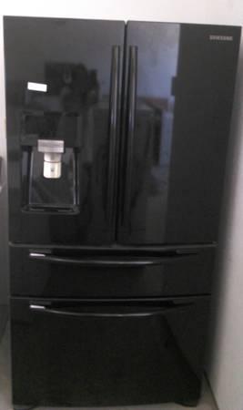 Samsung French Door Fridge Gt Gt Black For Sale In Ocala