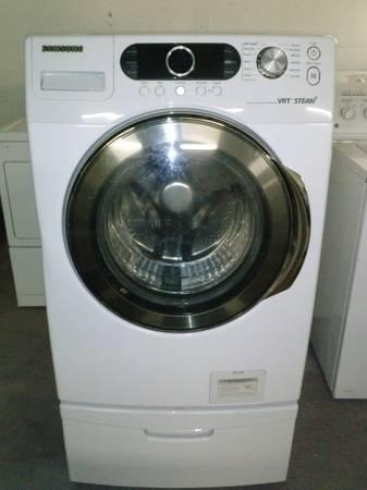 Front Load Washers Moving Front Load Washer