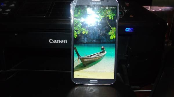 Samsung Galaxy Mega - $250