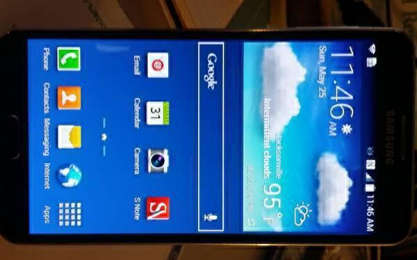 Samsung Galaxy Note 3 AT&T - $450