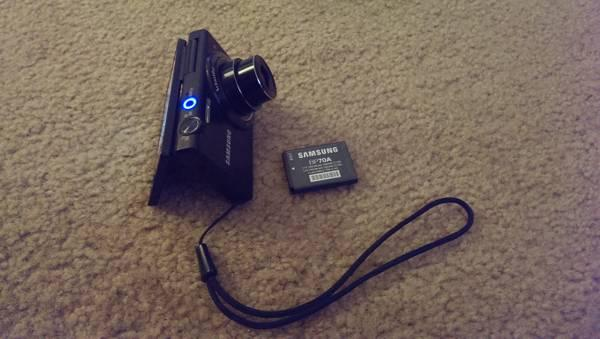 Samsung MV800 16.1MP Digital Camera - $100
