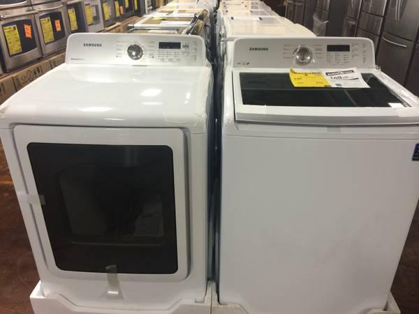 Samsung Washer And Dryer Set On Sale Amazing Price