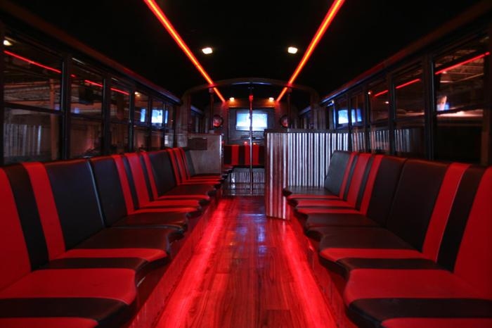 San Diego Pacific Limo Bus needs