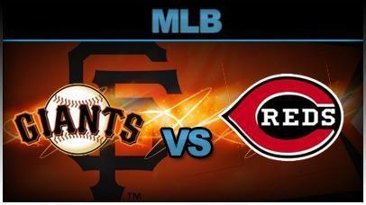 San Francisco Giants vs Cincinnati Reds - Premium Lower