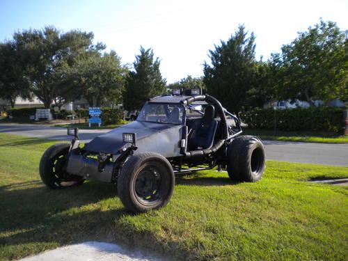 SAND RAIL DUNE BUGGY VOLKSWAGEN STREET LEGAL