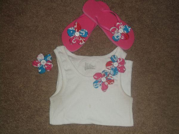sandals set - $15 (kissimmee)