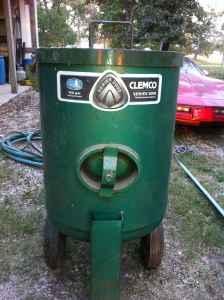 SandBlaster CLEMCO 2000 - $2500 (Jonesboro)