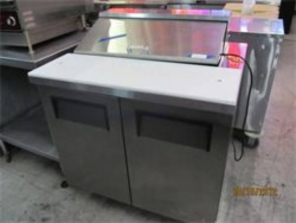SANDWICH PREP REFRIGERATORS used restaurant equipment, CINCINNATI - $599