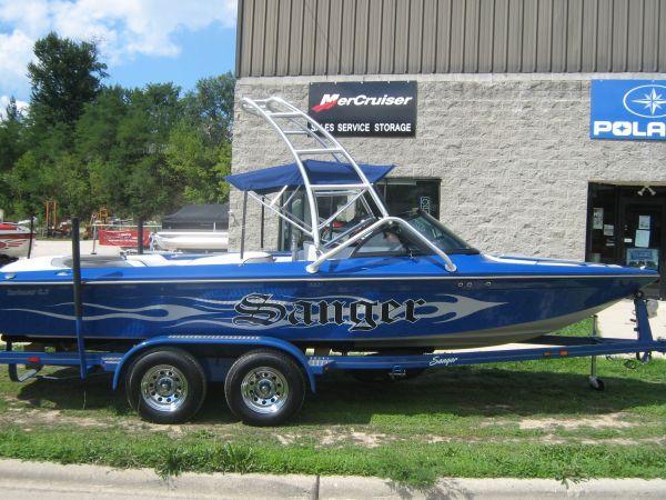 Sanger SkiWakeboard Boats for Sale