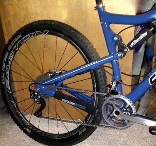 Santa Cruz Tallboy 29er Cc Carbon Frame Xtr For Sale In