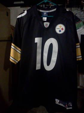 aa9bf0ef77e Santonio Holmes Pittsburgh Steelers Jersey for Sale in Greensburg ...