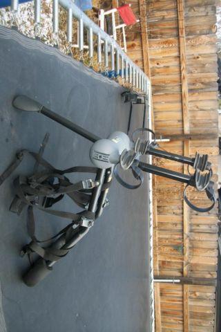 Saris Bike Porter Trunk 2-Bike rack