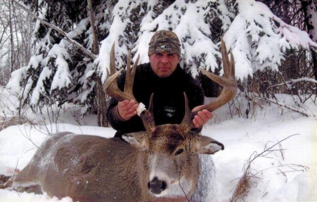 saskatchewan whitetail hunts
