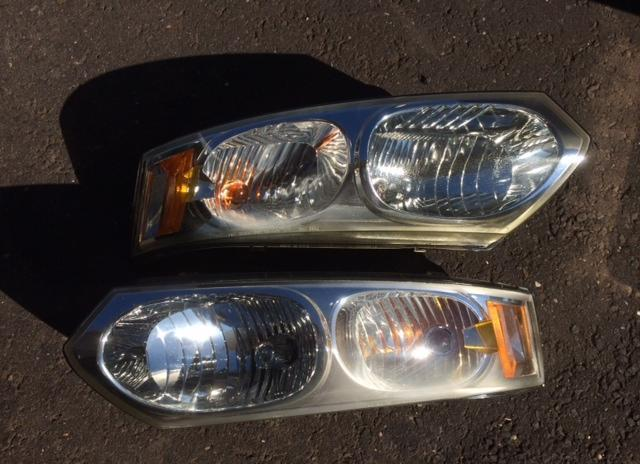Saturn Ion-2 Headlamps (set of 2)