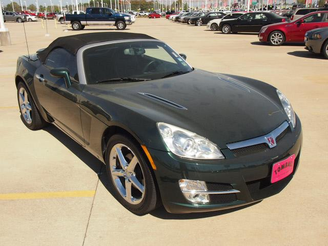 saturn sky base 2dr convertible 2009 for sale in rose hill texas classified. Black Bedroom Furniture Sets. Home Design Ideas