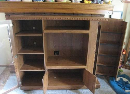 Sauder EntertainmentWall System for Sale in Onsted