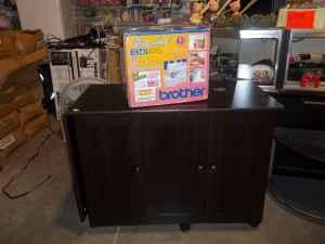 Sauder sewing and craft table carl junction mo 64834 for Sauder sewing craft table