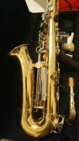 Saxaphone in excellent condition