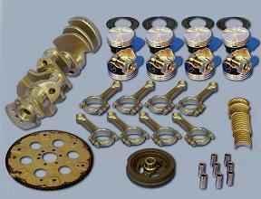 SBC 383 STROKER KIT (BALANCED) - $795 (speed shop & cycle)