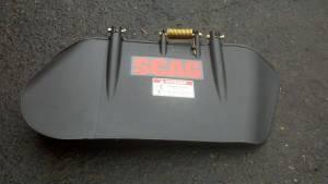 Scag mower deck discharge chutes, brand new - $20