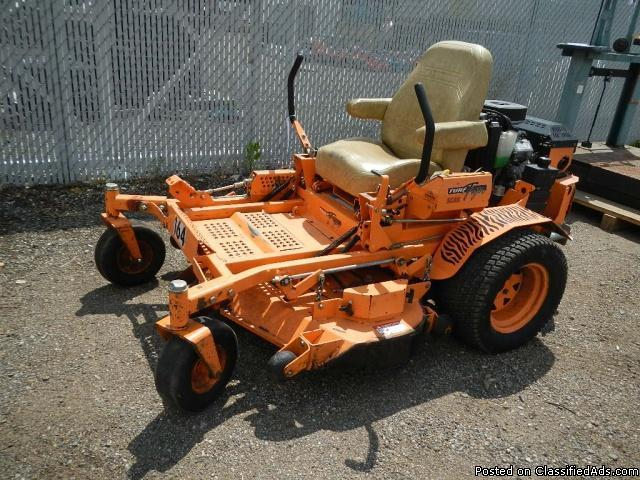 Scag Turf Tiger Zero Turn Mower For Sale In Byron Center