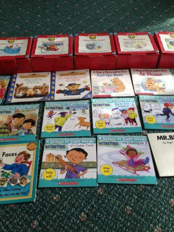 SCHOLASTIC CHILDRENS BOOKS