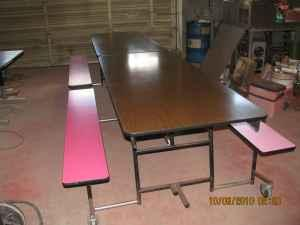 School Cafeteria Mobile Tables Kinston For Sale In Raleigh North Carolina Classified