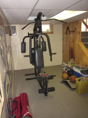 Schwinn 701s Universal Home Gym - for Sale in Midland Park ... | 337 x 450 jpeg 30kB