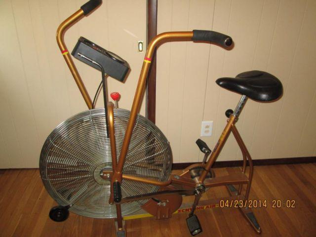 Schwinn Air-Dyne Ergometer Exercise Bicycle