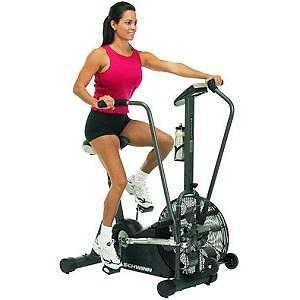 Schwinn AirDyne Air Dyne Evolution Comp Upright Exercise CrossFit Bike