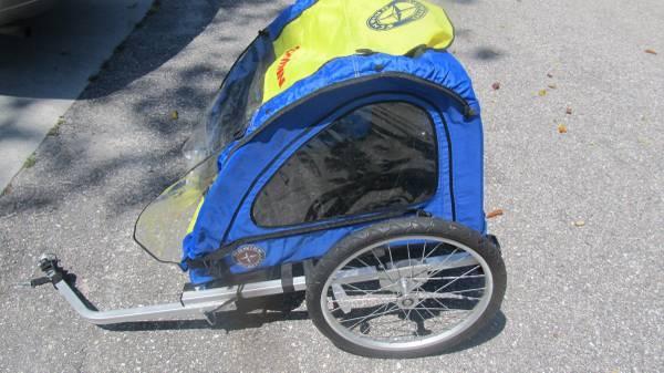 Schwinn Bike Trailer Double Seat for sale in Venice, Florida