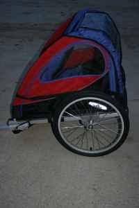 Schwinn Bike Trailer/Stroller - $80 (Haughton)