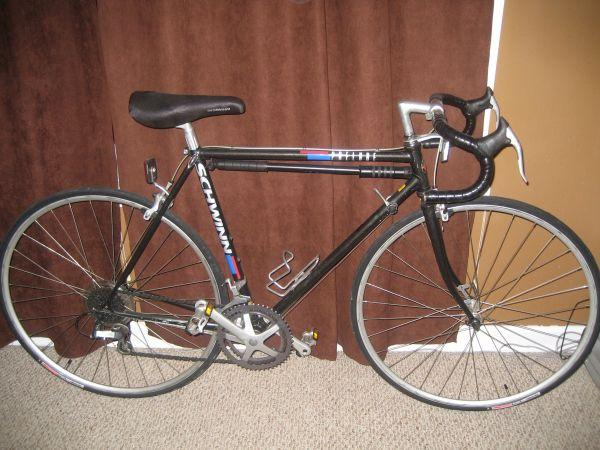 Schwinn Black Road Bike Rochester For Sale In