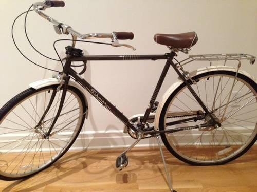 Schwinn Coffee 3-Speed Bicycle LXL Frame