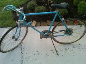 Schwinn Continental 10 speed - $75 (Spring)