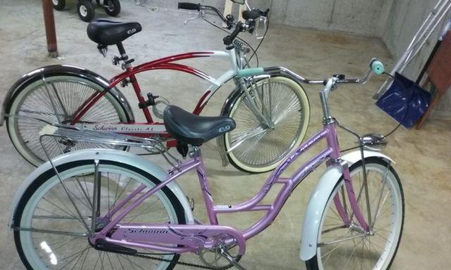 Schwinn Cruisers, Mint Condition