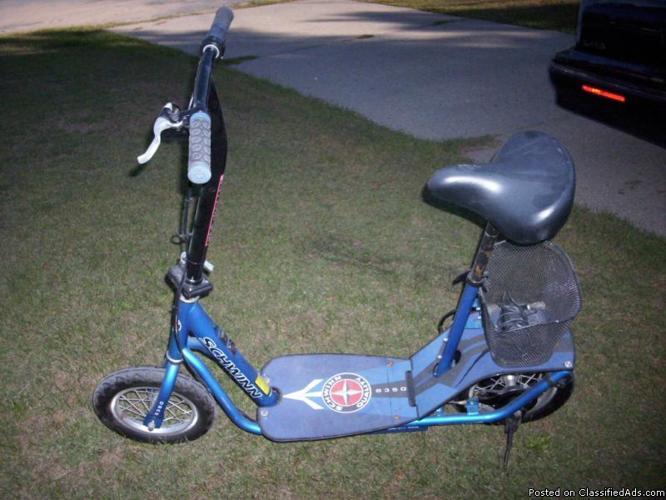 Schwinn Electric Scooter
