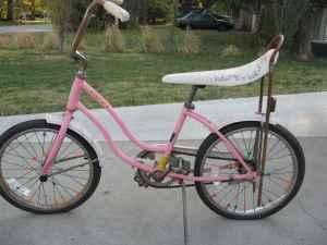 Schwinn Fair lady bike West Wichita