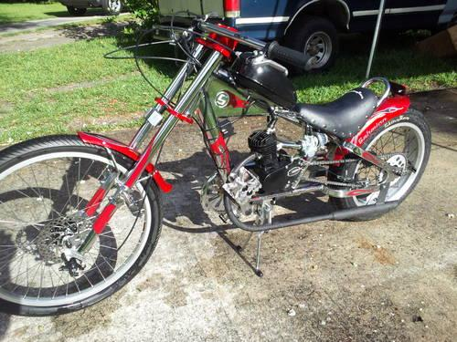 Brakes Plus Near Me >> Schwinn OCC Chopper Gas Powered Bicycle for Sale in ...