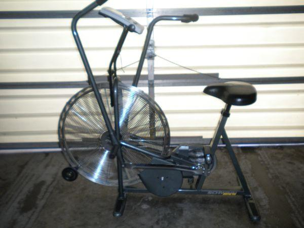 Schwinn Pro Airdyne exercise bike - $250 Missoula