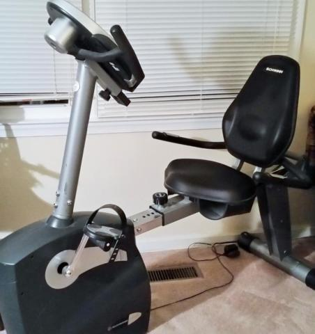 Schwinn Recumbent Exercise Bike