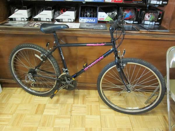 Schwinn SideWinder 17inch Mens All Terrain Bicycle - $140