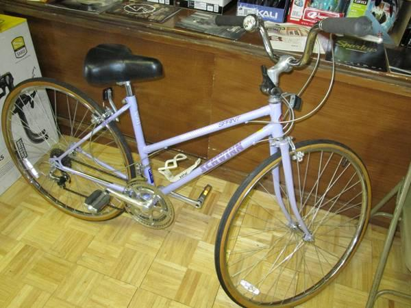 Schwinn Sprint 17 Ladies Comfort Road Bike - $200