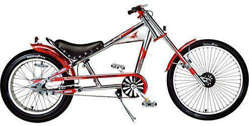 Schwinn Stingray Bike Bicycle Red  Silver