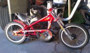 Schwinn Stingray Chopper Bicycle 16 - $50 University Pkwy Sarasota