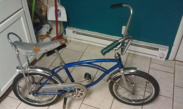 Schwinn Stingray For Sale