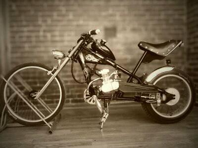 ... OCC Chopper Motorized Bicycle for sale in Kansas City, Missouri