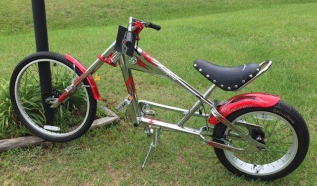 Schwinn Stingray Orange County Chopper Bike - 2004