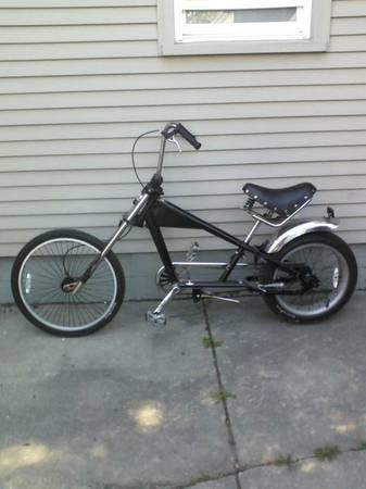 Used Tires Dayton Ohio >> Schwinn Stingray Orange County Chopper Bike Model S2904 ...